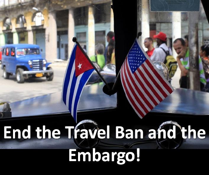 Cuba Action Bills 2015
