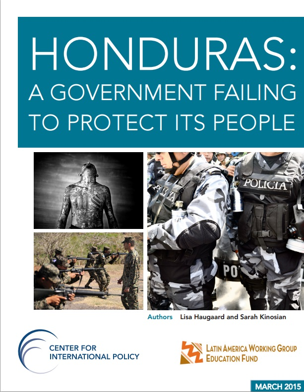 Honduras-Failing-To-Protect-Its-People