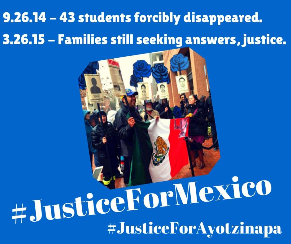 JusticeForMexico 4