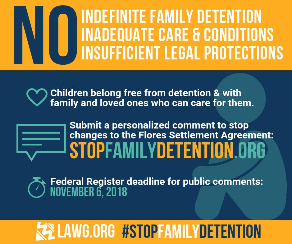 Stop family detention